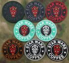 Starbucks Coffee STAR WARS Darth Maul COFFEE Tactical Morale 3D PVC Patch $6.49 CAD