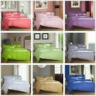 Quilt/Duvet/Doona Cover Set Single Queen King Size Bed Pillowcases New Striped