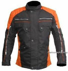 CBCOOPER NWT Mens Motorcycle Racing Wind/Waterproof Cordura Armor Jacket M