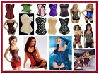 Sexy Corsets Basques Sale Black Red Free P&P Size 6 8 10 12 14 16 18 20 22 24 26