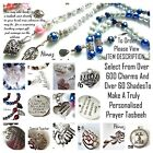 PERSONALIZED TASBEEH PRAYER ROSARY/WORRY 100/99/33 BEADS TASBIH GIFTS FOR ALL