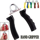Power Steel Hand Gripper Exercise Strength BodyBuilding Lifting Training Fitness