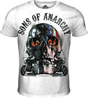 Official Sons of Anarchy Merchandise Summer 2013 Release 0128 T-Shirt - Free p&p