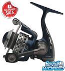 Pflueger Patriarch XT Spinning Fishing Reel with Spare Spool & Reel Cover