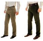 Moleskin Carabou Mens Hunting/Walking/Country Trousers W32 upto W48 Olive/Beige