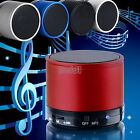 Bluetooth Wireless music Player HIFI Sound Mic Stereo Speaker for Mobile /Laptop