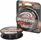 New Berkley Fireline Braid Fishing Line Smoke 300Yd Spool 2014 All Sizes