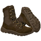 MAGNUM MACH II 2 8.0 MENS ARMY MILITARY TACTICAL SECURITY PATROL BOOTS BROWN