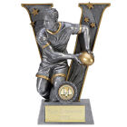 Rugby Trophies Resin Rugby V-Series Figure Trophy Award 3 sizes FREE Engraving