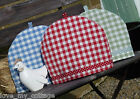 Handmade Shabby Chic Laura Ashley Gingham Tea Cosy spotty East of India Ribbon