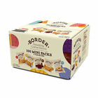 Border Biscuits Luxury Mini Packs 5 Varieties 100 Pack (200 Biscuits Per Box)