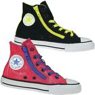 CONVERSE AS High neon-glitzerpink 642788C und black 642804C Gr.27-38,5