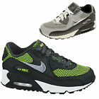Kids Air Max 90 Le Pre School Lace Up Trainers Shoes Uk Size 10 11 12 13 1 2