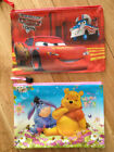 Extra Large Boys Girls Disney Pencil Case Cases Winnie The Pooh Cars Etc