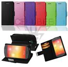 Magnetic Closure Flip Stand Wallet Fitting Case for Samsung Galaxy Exhibit T599