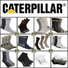 Caterpillar Socks (3 Per Pack) - Multiple Styles - Various Colours - Sale!