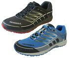 Mens Merrell Mix Master Tuff Lace Up Walking/Hiking Trainer Shoes J39987 J41599