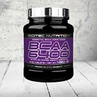 SCITEC NUTRITION BCAA 6400 branched-chain amino acids tablets