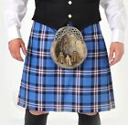 NEW Rangers Dressed Mod 5 YD wool Kilt Made in Scotland £229 offer £139 Now £119