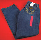 Womens Wrangler Western Pemium Mae Low Rise Boot Cut 09MWZWD Jeans Any Size