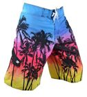 BNWT Billabong 'Time Warp' Boardshorts Shorts Surfwear Mens Swimwear
