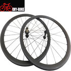 Only 1290g,38mm tubualr carbon fiber road bike wheelet.carbon cycling wheels