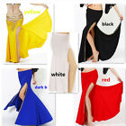 Belly Dance One-Side Open Beaded Skirt 10 Colors
