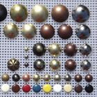 ♦ Upholstery Nails Studs ♦ 6,10,16,18,19,24mm ♦ Low & High Domed ♦ Tacks,Chair