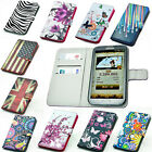 For Samsung galaxy note 2 n7100 n7102 n7108 n7105 wallet leather cover case