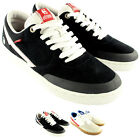 Mens Etnies Rap CL Skate Shoes Lace Up Suede Casual Trainers New UK Sizes 7-12