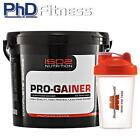 ISO2 NUTRITION COMPLETE SERIES PRO GAINER 12LB / 5.5KG + FREE PHD SHAKER