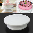 "11"" 28cm Cake Icing Sugar Craft Decorating Turntable Rotating Revolving Platform"