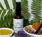 earthchild SLEEPY TIME BABY /CHILD MASSAGE OIL BLEND 100%  PURE NATURAL ORGANIC.