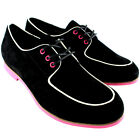 Womens Hush Puppies Graham Blucher Suede Vintage Office Oxfords Shoes US 5-10