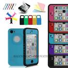 Shockproof Waterproof Gym Sport Running Case Cover fr Apple iPhone 5C Phone Cell