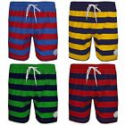 New Mens Tokyo Tigers Stripe Summer Beach Swim Trunks Surf Board Shorts  S - XXL
