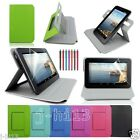 """Slim Leather Case Cover+Gift For 10.1"""" RCA RCT6103W46 Android Tablet TYA"""