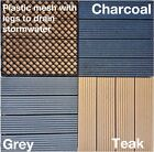 Tile Decking - DIY - DECKO Composite Wood- Standard , price/ square metre = 1box