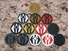 STAR WARS Sith Empire Tactical Military Morale 3D PVC Patch $6.49 CAD