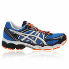 ASICS Mens GEL-PULSE 6 Blue Cushioned Road Running Sports Trainers Pumps Shoes
