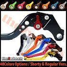 T2W CNC Adjustable Brake Clutch Levers SUZUKI SFV650 GLADIUS 2009-2013