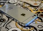 METAL EFFECT NEW VINYL DECAL WRAP KIT STICKER SKIN COVER for iPHONE 4 4S 5 5S SE