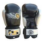 Rex Leather Boxing Gloves Fight Punch Bag Gloves Muay Thai Grappling B/S-1002