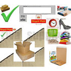 ROYAL MAIL POSTAL BOXES for Packaging/Delivery/Shipping/Posting Parcels UK MADE
