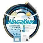 Apex Neverkink Heavy Duty Garden Hose Blue - Assorted Sizes
