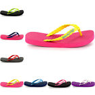 Mens Gandys Originals Slip On Holiday Beach Summer Flip Flops Sandals All Sizes