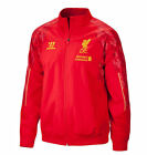BNWT - Official Warrior Liverpool Tracksuit Jacket - All Size - Boys / Kids