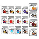 Tassimo Home Use T-Discs Pods You Choose Flavours Carte Noire Cadburys