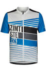 Zimtstern Zimo Men's Technical Bike Jersey   Dodger Blue     UVP. 79,95€