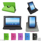 "Rotating Leather Case Cover For 7"" Proscan 7 Inch Android Tablet GB1HW"